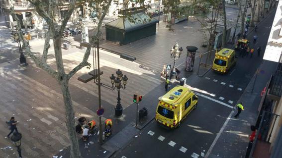 cronica atentados barcelona 2