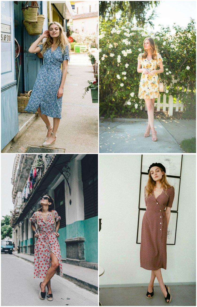El vestido vintage que todas llevarán este verano 3