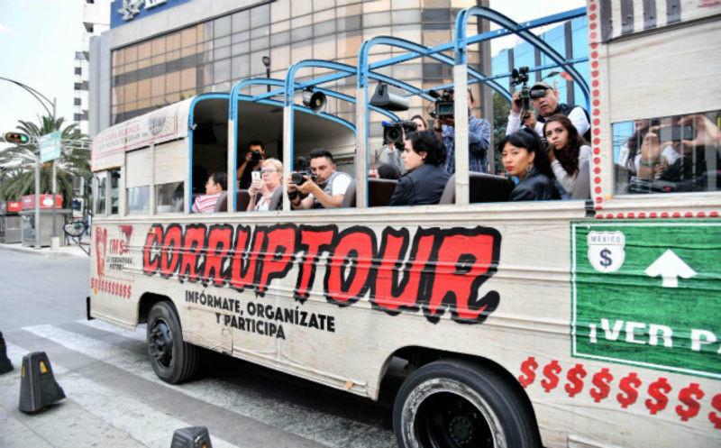 Corruptour: 10 lugares que debes conocer para entender la corrupción en México 11