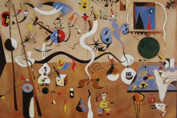 Cómo el surrealismo predijo que nos convertiríamos en seres ausentes de reflexión