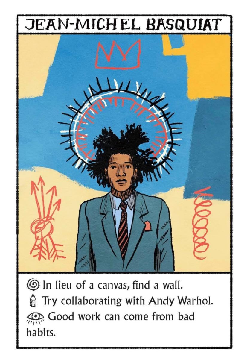 Tu oráculo según Salvador Dalí, Andy Warhol y Frida Kahlo 4
