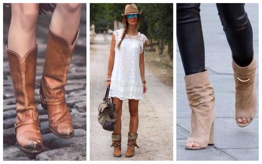 5 botas que debes usar este verano si odias las sandalias 5