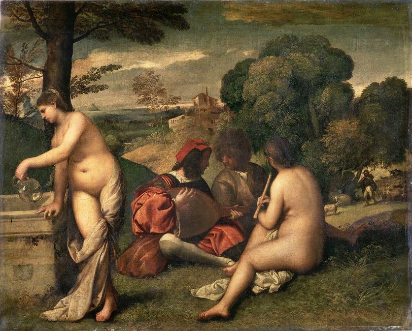 How The Beach Body Began With Botticelli's Venus 3