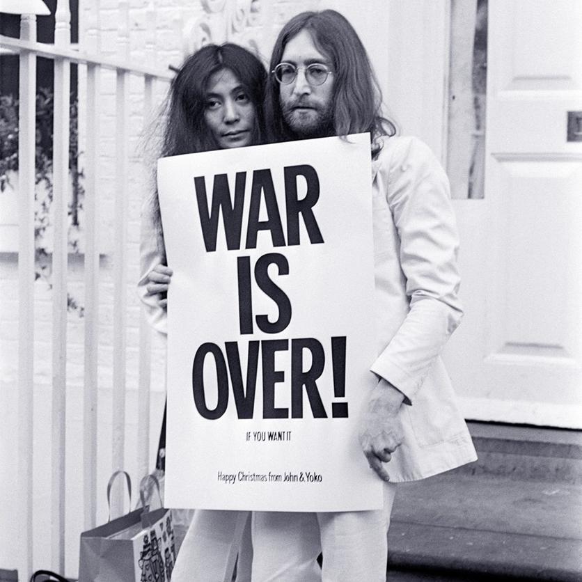 Las últimas cosas que hicieron John y Yoko antes de que él muriera 3