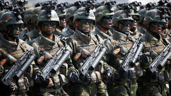 guerra contra corea del norte 3