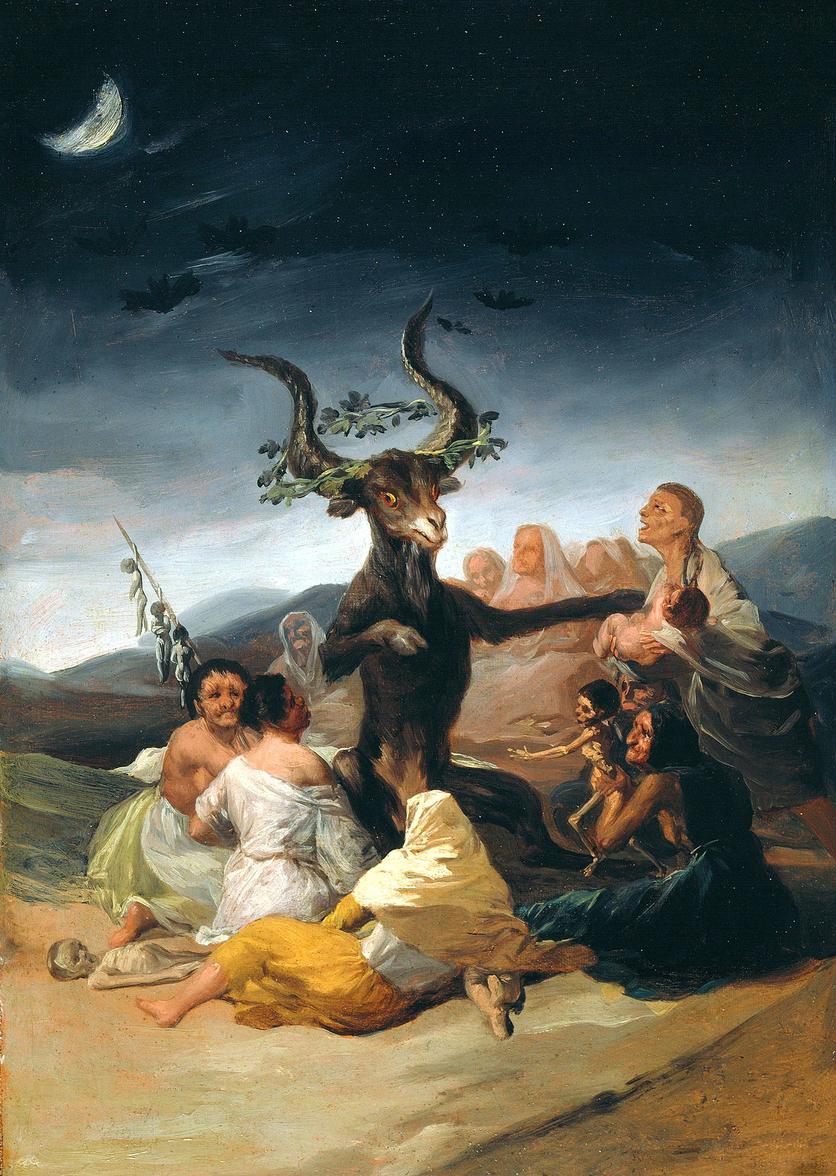 La verdadera historia de las brujas en la Edad Media 0