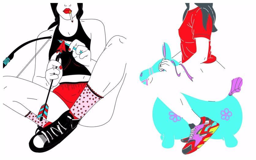 Los secretos de la seducción femenina en 14 ilustraciones 3