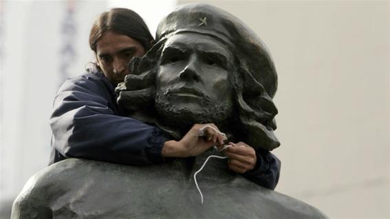 imagen del che guevara en argentina 3
