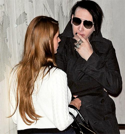 Reglas que debes seguir para arruinar tu relación según Marilyn Manson 1