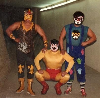 El Santo, el Cavernario y la Lucha Libre Mexicana en 12 fotografías 7