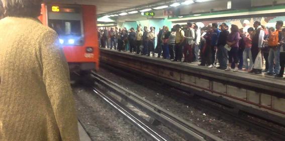 metro transporte mas inseguro 1