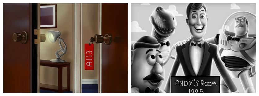 """El vínculo entre """"Toy Story"""" y """"El resplandor"""" 1"""