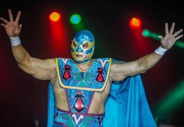 El Santo, el Cavernario y la Lucha Libre Mexicana en 12 fotografías 4