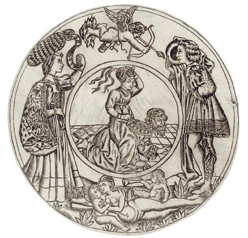 El día que la cortesana más querida de Alejandro Magno sedujo a Aristóteles 4