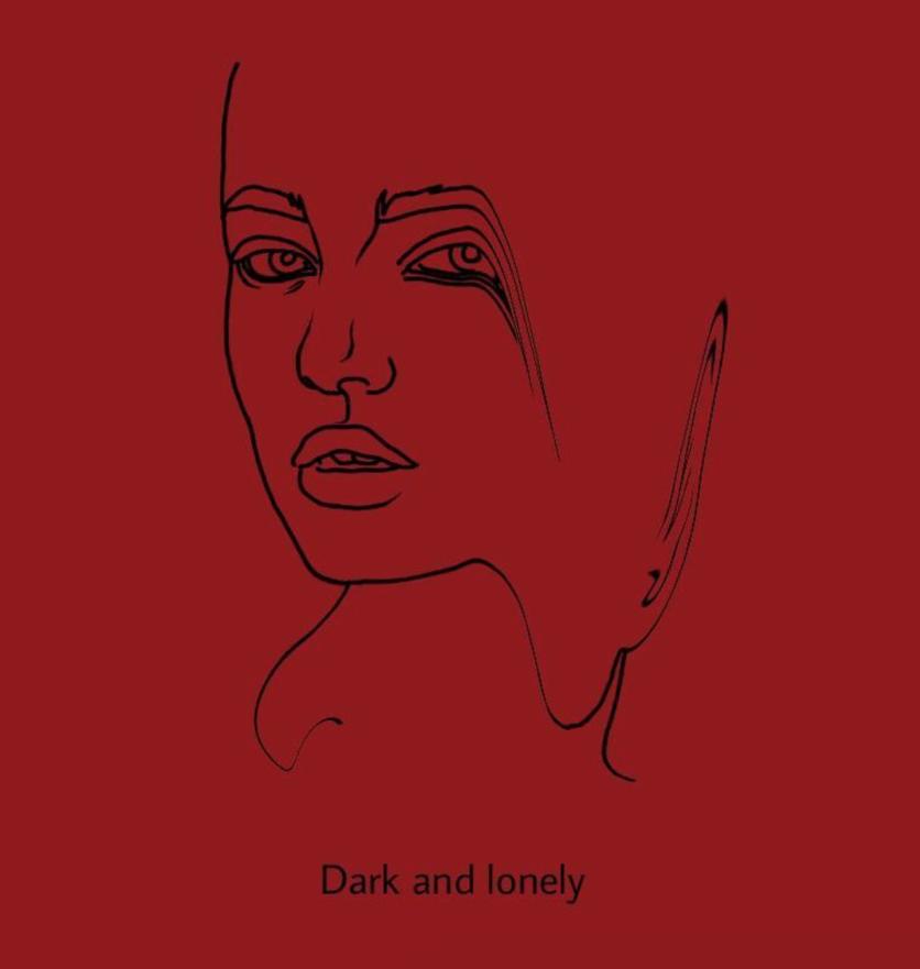 Ilustraciones de mis sentimientos perdidos y confusos 14