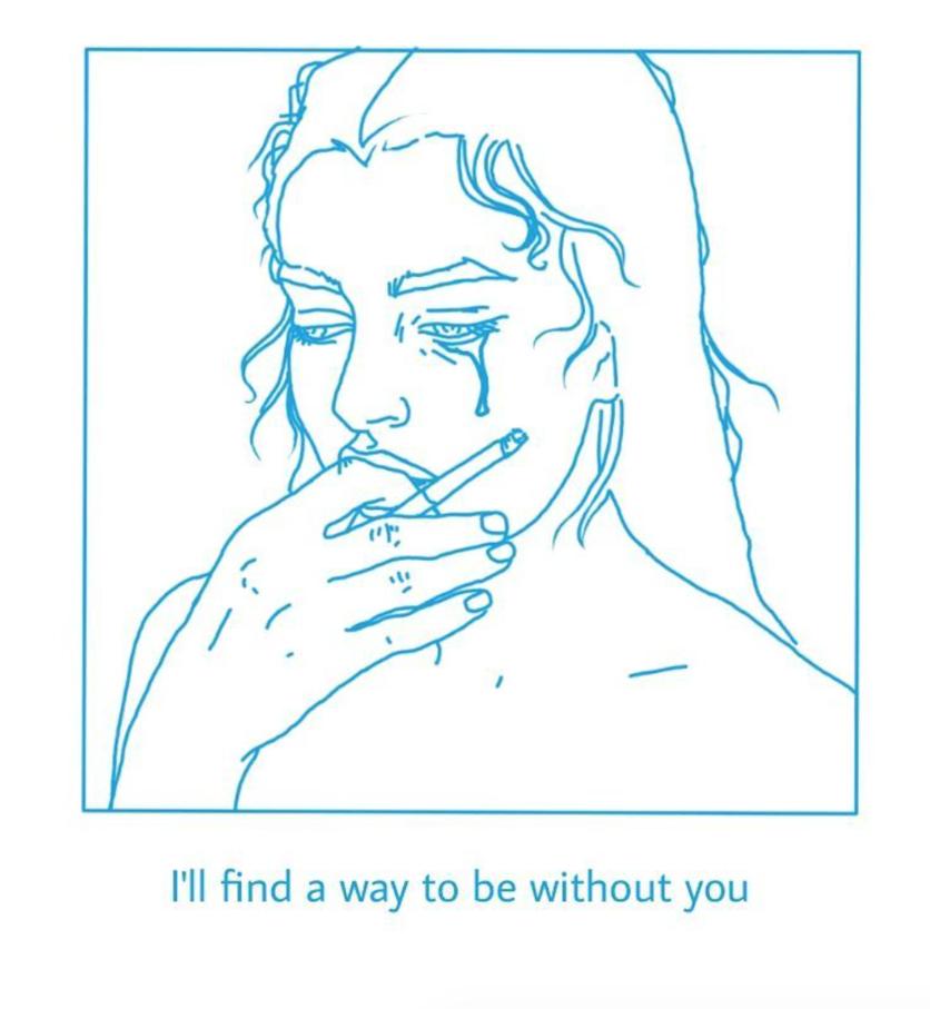 Ilustraciones de mis sentimientos perdidos y confusos 5