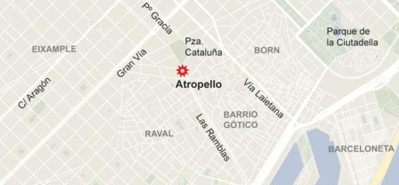 atropello masivo en barcelona 1