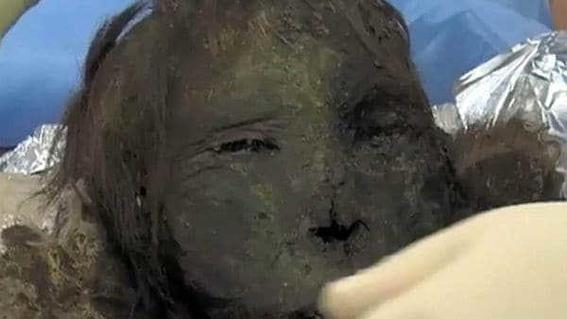 momia de princesa polar 2