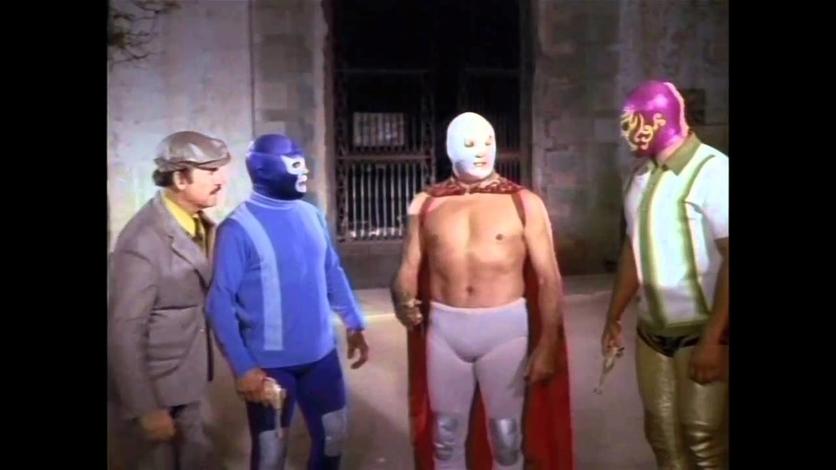 8 películas que demuestran que El Santo fue el mejor héroe del cine mexicano 4