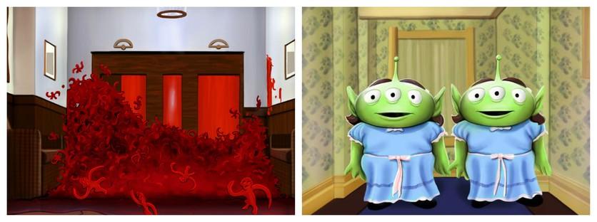 """El vínculo entre """"Toy Story"""" y """"El resplandor"""" 0"""