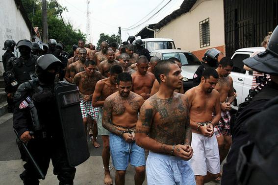 ninos huerfanos de policias victimas de mara salvatrucha 2