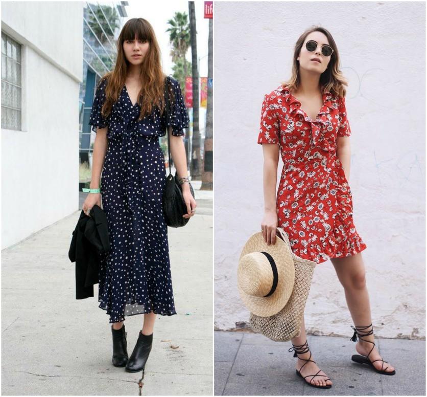 El vestido vintage que todas llevarán este verano 2