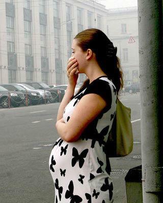 contaminacion afecta a mujeres embarazadas 1