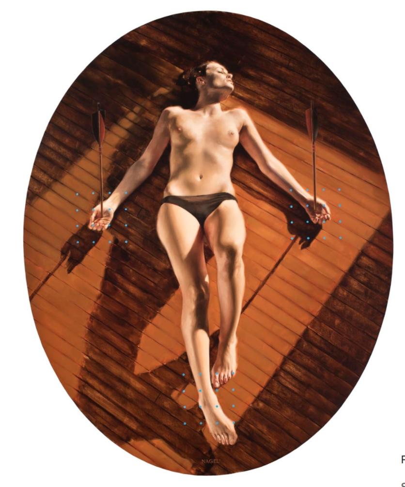 10 pinturas al óleo que mezclan lo divino del sexo con la religión 1