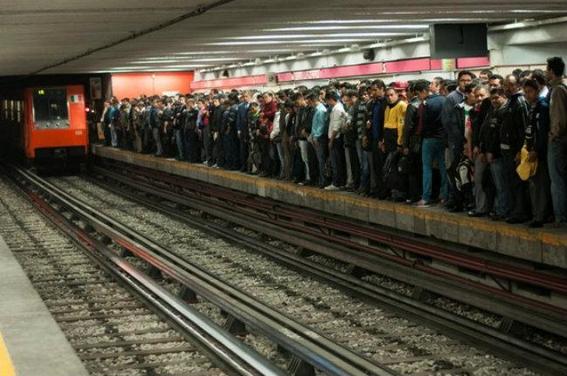 metro transporte mas inseguro 2