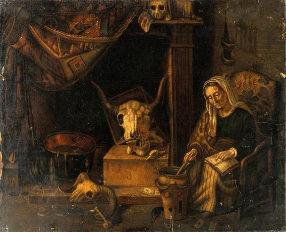 brujas de la edad media historia 3