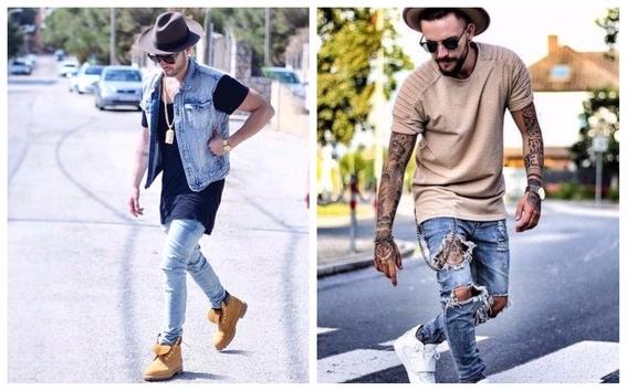 12 looks que puede intentar un hombre cuando no quiere gastar en ropa - Moda