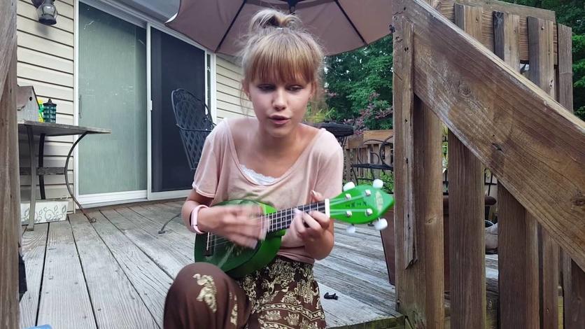Grace VanderWaal y su ukelele, el diamante en bruto del pop folk 0