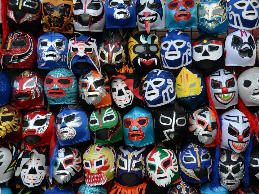 El Santo, el Cavernario y la Lucha Libre Mexicana en 12 fotografías 8