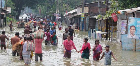 inundaciones en asia 3