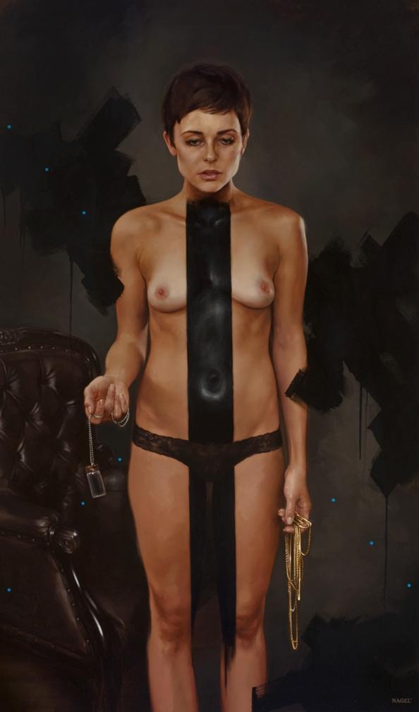 10 pinturas al óleo que mezclan lo divino del sexo con la religión 6
