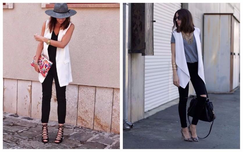Tips para usar un blazer blanco todos los días 4