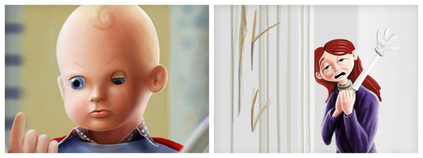 """El vínculo entre """"Toy Story"""" y """"El resplandor"""" 2"""