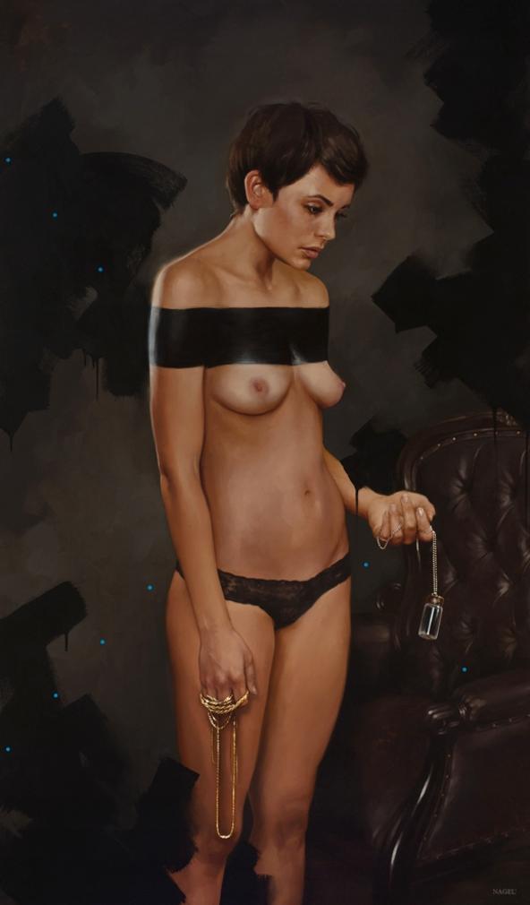 10 pinturas al óleo que mezclan lo divino del sexo con la religión 7