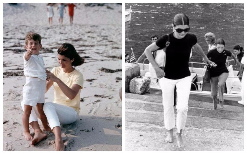 Looks que debemos copiarle a Jackie Kennedy 6