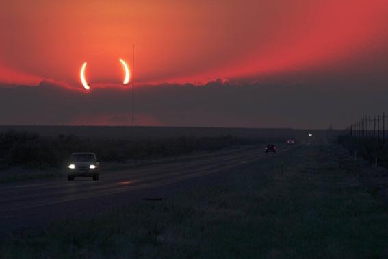 mitos sobre el eclipse solar 1
