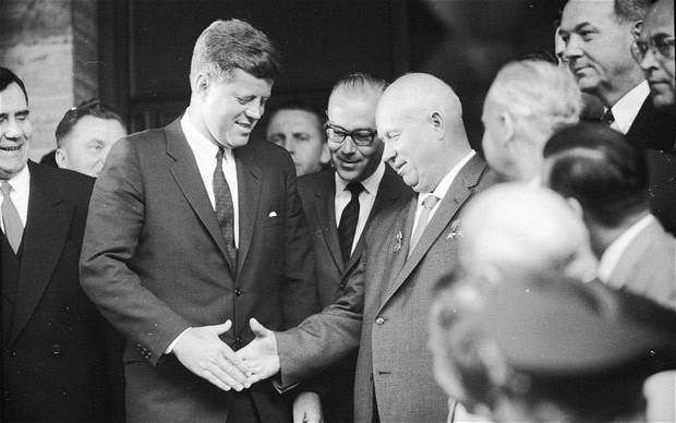 Cómo el asesinato de Kennedy arruinó nuestro sueño de llegar juntos al espacio 4