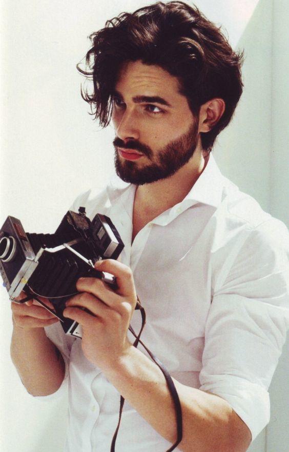 Estilos de barba que un hombre puede usar según su tipo de rostro - Moda