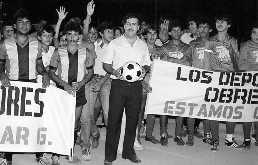 La vida de Pablo Escobar en 11 fotografías 7