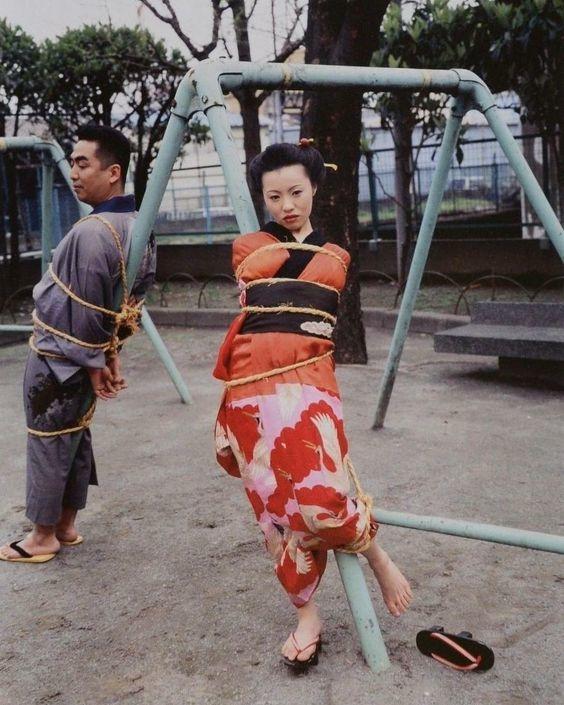 fotos de shibari 11