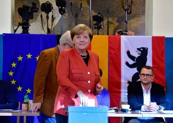 elecciones en alemania 1
