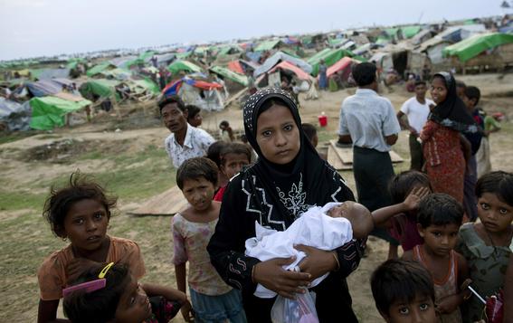 masacre de rohingyas 2