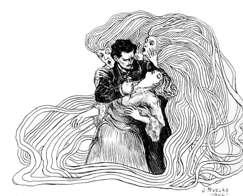 El artista que convirtió su obra en la historia más cruda, angustiosa y melancólica 4