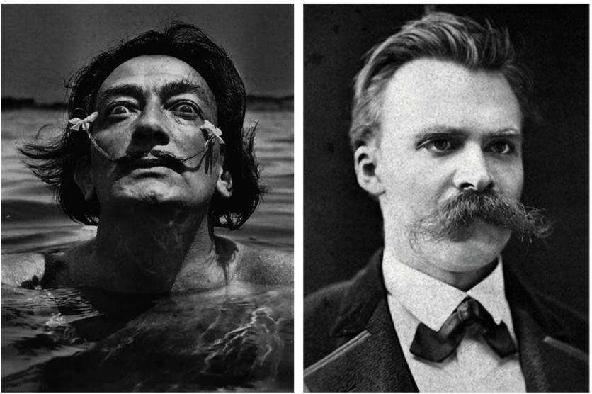 La tragedia de Nietzsche que convirtió a Dalí en un loco surrealista 0