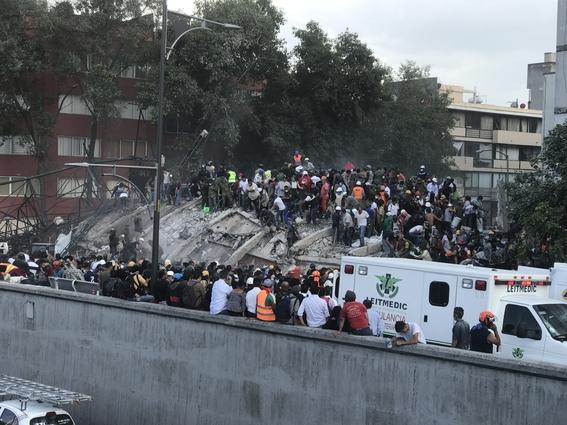 brigadas ciudadanas salvaron vidas tras el sismo 5