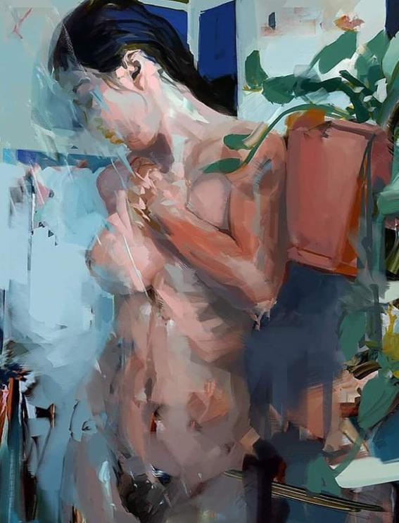 ilustraciones de mujeres sensuales 10